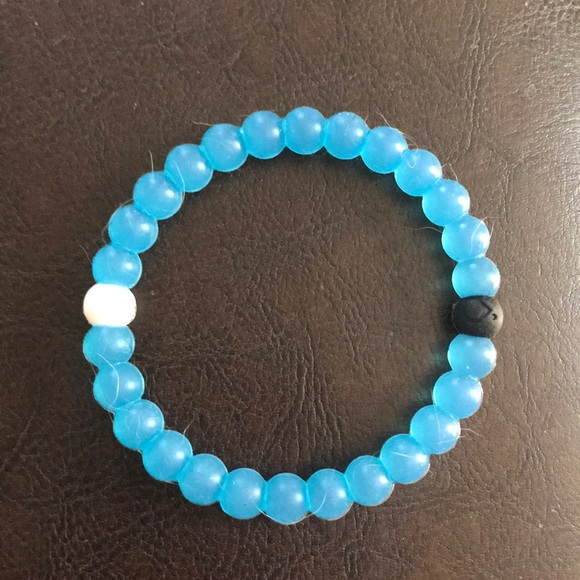 Lokai Jewelry - Clean Water Lokai (bright blue) - authentic